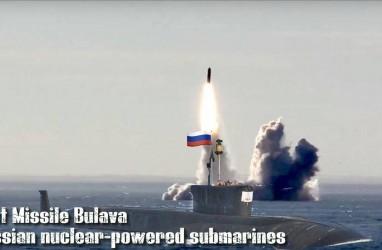 Video Rusia Luncurkan Rudal Balisitik Tercanggih Dari Kapal Selam