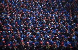 Tolak UMP, Buruh Jakarta, Jabar dan Banten Demo Hari Ini