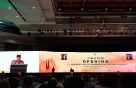 Buka Konferensi Kelapa Sawit, Wapres Ma'ruf Amin Dorong Mentan Lakukan Peremajaan Kebun