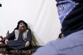 AS Rilis Video Penyerbuan Pemimpin ISIS Abu Bakr al-Baghdadi