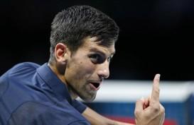 Djokovic & Nadal Belum Terhadang di Tenis Paris Masters