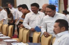 Menteri Bisa Angkat 5 Staf Ahli dan 5 Staf Khusus