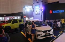 Ertiga Laris, Suzuki Targetkan Penjualan 200 Unit di IIMS Surabaya