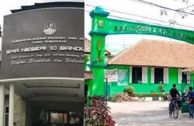 Perusakan SMAN 10 dan SMKN 2 Bandung, Disdik Jabar Turun Tangan