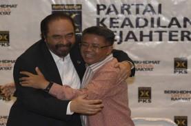 Nasdem Mau Jadi Penyeimbang, PDIP: Jangan Dua Kaki