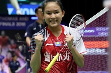 Hasil Macau Open 2019: Kejutan, Kalahkan Zhang Beiwen, Ruselli ke Perempat Final