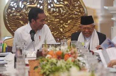 Gelar Ratas, Jokowi Garisbawahi Peran Teknologi
