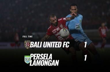 Bali United vs Persela 1-1, Dendam pun tak Terbayar. Ini Videonya