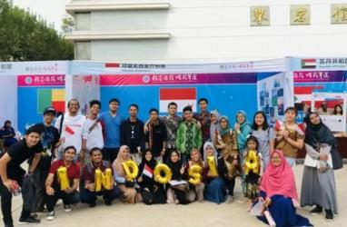 Pelajar Indonesia Meriahkan Festival Kebudayaan Internasional di China