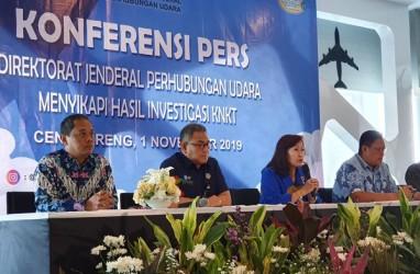 KNKT Keluarkan Rekomendasi Kecelakaan Lion Air JT 610, Ini Respons Kemenhub