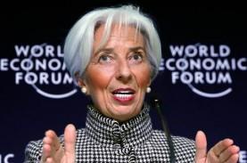 Lagarde Ambil Alih Zona Euro