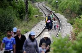 "Pengawas HAM Eropa : Kehidupan Pencari Suaka di Yunani ""Mengerikan"""