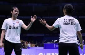 Hasil Macau Open 2019: Rizki/Della Ditunggu Ganda China di Semifinal