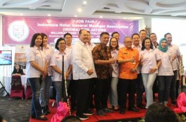 IHGMA Jateng Bakal Rutinkan Bursa Kerja Perhotelan