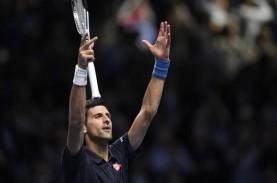 Tenis Paris Masters Menuju Final Ideal Djokovic vs…