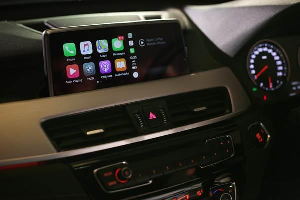 Interior BMW The New X1 - Istimewa/dok. BMW