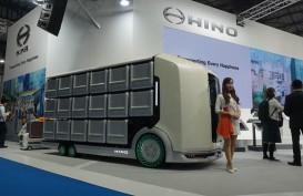 Inilah FlatFormer Hino, Mobil Konsep untuk Mendukung Mobilitas