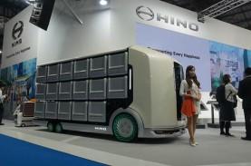 Inilah FlatFormer Hino, Mobil Konsep untuk Mendukung…