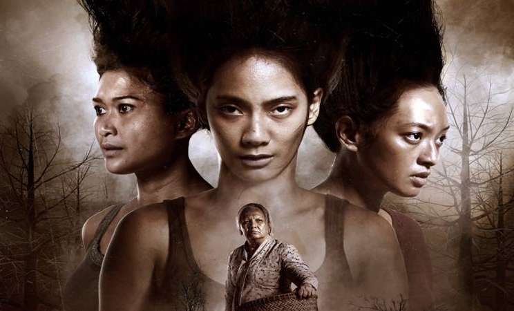 Poster film Perempuan Tanah Jahanam - Istimewa
