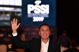 Iwan Bule, dari Pj Gubernur Jabar hingga Ketum PSSI