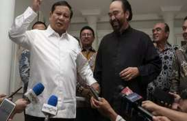 Gerindra Masuk Kabinet, NasDem Tak Kecewa dengan Jokowi