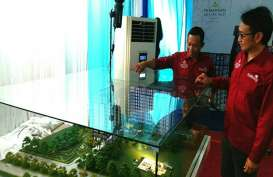 Wika Realty Rampungkan Apartemen Tamansari Skylounge di Makassar