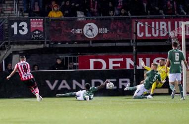Hasil Liga Belanda, Selamat Tinggal PSV dari Perburuan Juara