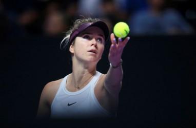 WTA Finals, Barty Hadangan Berat bagi Svitolina Pertahankan Gelar