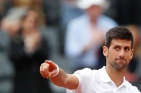 Paris Masters: Djokovic Bakal Juara, Tapi Mesti Belajar…