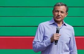 CEO Disney Bob Iger Sebut Disney+ dan Netflix Bukan Saingan
