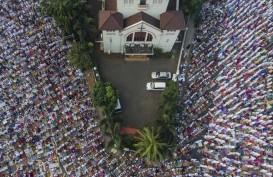 Survei LSI : 86,5 Persen Muslim Indonesia Terima Pancasila