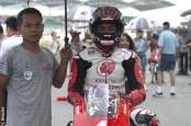 Pembalap Indonesia Kecelakaan di Sirkuit Sepang, BesokJenazah Afridza Dipulangkan