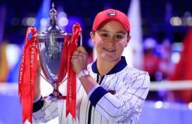 Barty Taklukkan Juara Bertahan Svitolina, Juara Tenis WTA Finals