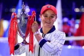 Barty Taklukkan Juara Bertahan Svitolina, Juara Tenis…