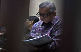 Suap PLTU Riau-1 : Hadapi Vonis Hari Ini, Sofyan Basir Berharap Bebas