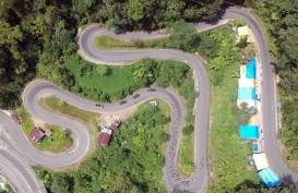 94 Pembalap Arungi Etape III Tour de Singkarak