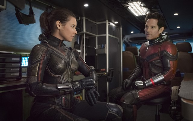 Ant-Man and the Wasp (2019) - Marvel Studio