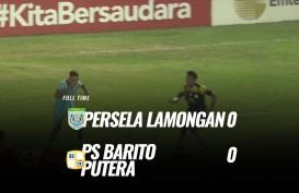 Persela vs Barito Putera 0-0, ini Videonya