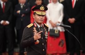 Perkuat Penegakan Hukum, Kapolri Temui Jaksa Agung Sanitiar Burhanuddin