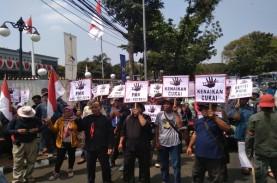 Ratusan Petani Tembakau Demo, Ini Tuntutannya