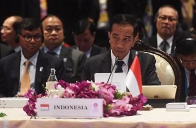 KTT Asean di Bangkok , Jokowi : Indonesia Tolak Limbah Sampah dari Luar Negeri