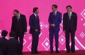 Bicara di Forum KTT Asean, Presiden Jokowi Ingin Kompetisi Berubah Menjadi Kolaborasi