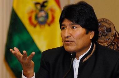 Rakyat Bolivia Protes, Morales Diultimatum untuk Turun