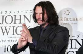 Keanu Reeves Kencani Teman Lamanya