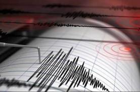 Gempa 6,0 M Guncang Chile Tengah, Sejumlah Bangunan…