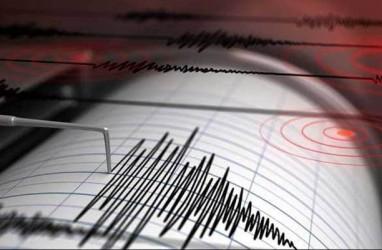 Gempa 6,0 M Guncang Chile Tengah, Sejumlah Bangunan Bergoyang