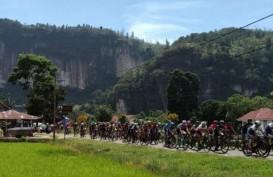 Etape IV Tour de Singkarak Uji Ketahanan Pembalap