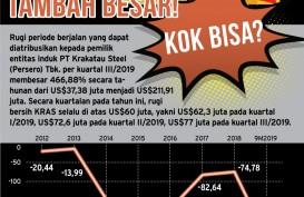 Blast Furnace dan Membengkaknya Rugi Krakatau Steel (KRAS)