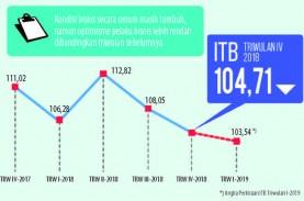Indeks Tendensi Bisnis Kuartal III/2019 Menurun, Ada…