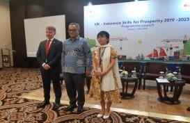 Pemerintah Inggris Kucurkan £8 Juta untuk Pendidikan Vokasi Maritim di Indonesia
